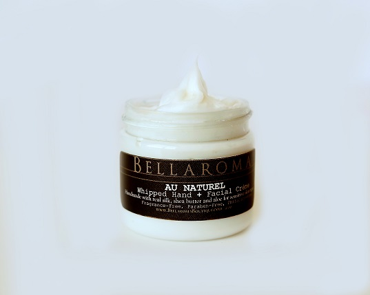 AU NATUREL Whipped Creme-au naturel,whipped creme,unscented,fragrance free,hands,face,facial