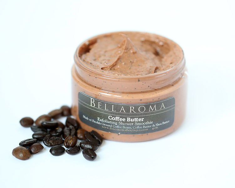 Coffee Butter Exfoliating Shower Smoothie-Exfoliating Whipped Coffee Butter,anti cellulite,firming,toning,java,shower cream,vegan,body wash,bath,smoothie