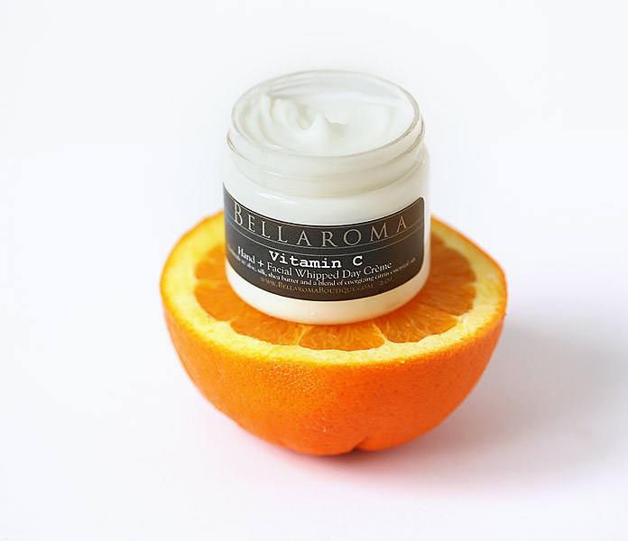 Vitamin C Whipped Day Creme-Good Morning,Sweet Orange,Grapefruit,Tangerine,vitamin c day cream,facial,face,vegan,hands