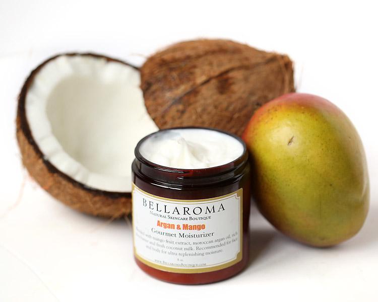 Argan + Mango Gourmet Moisturizer-moroccan,argan,moisturizer,dry skin,coconut milk