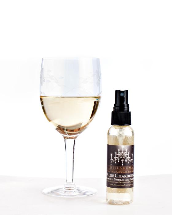 Aloe Chardonnay Nourishing Facial Toner-Aloe Chardonnay Nourishing Facial Toner,wine,italian,aloe,apple cider vinegar,organic