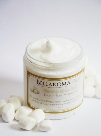 Marshmallow Fluff Face + Body Moisturizer-dry,kids,moisturizer,lotion,marshmallow,tween,teen,childrens
