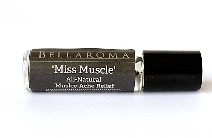 MISS MUSCLE All-Natural Muscle Ache Relief (Camphor + Wintergreen)-Miss Muscle, Wintergreen, Marjoram and Black Pepper, White Camphor, natural,vegan,carpal tunnel,arthritis,muscle pain,aches