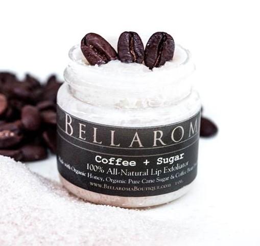 Coffee + Sugar Lip Exfoliator