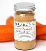 Carrot + Calendula Cleansing Grains (Brightening)-carrot calendula cleansing grains,facial cleanser,mask,scrub,orange