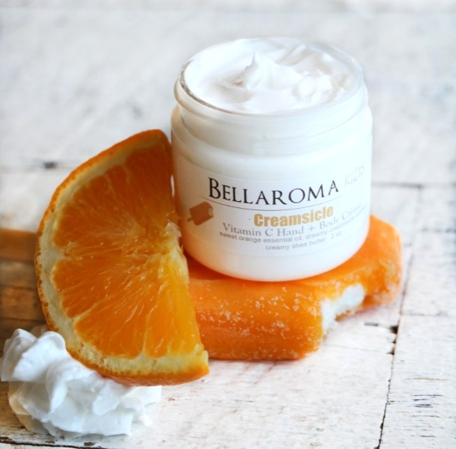 Creamsicle Vitamin C Hand + Body Creme