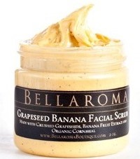 Grapeseed Banana Facial Scrub