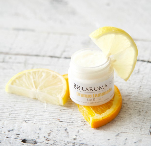 Orange Lemonade Lip Butter