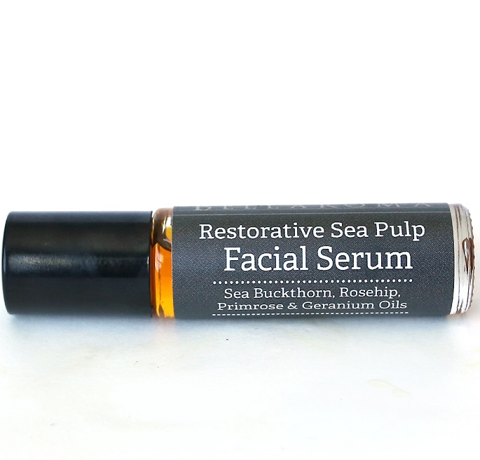 Restorative Sea Pulp Facial Serum-restorative sea pulp serum,acne,dark spots,circles,sun damage,antiaging,aging,psoriasis,eczema,bags,pores,regenerative,bruising,stretch marks,wrinkles,rash,irritation,rosacea